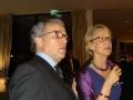 13: Empfang beim deutschen Botschafter in Polen, Herrn von Fritsch und dessen Frau Huberta